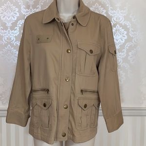 Ralph Lauren Khaki Utility Jacket